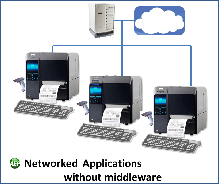 Networked Applications
